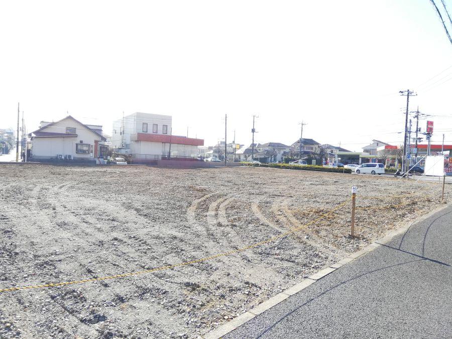 セイムス 臼井 建設予定地