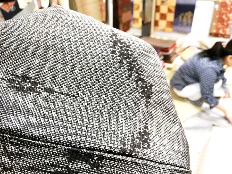 呉織 くれはとり 大島紬