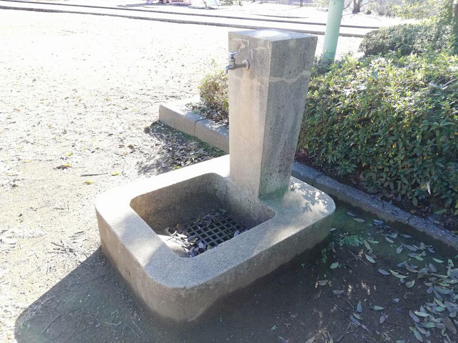 大崎台公園の水道