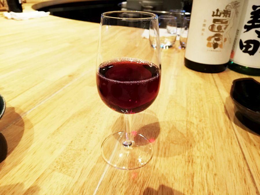 里山トランジット ワイン