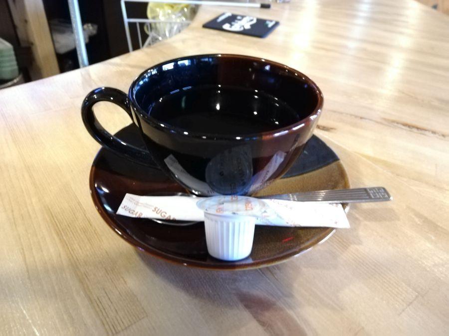 プールズ カフェ&バル コーヒー