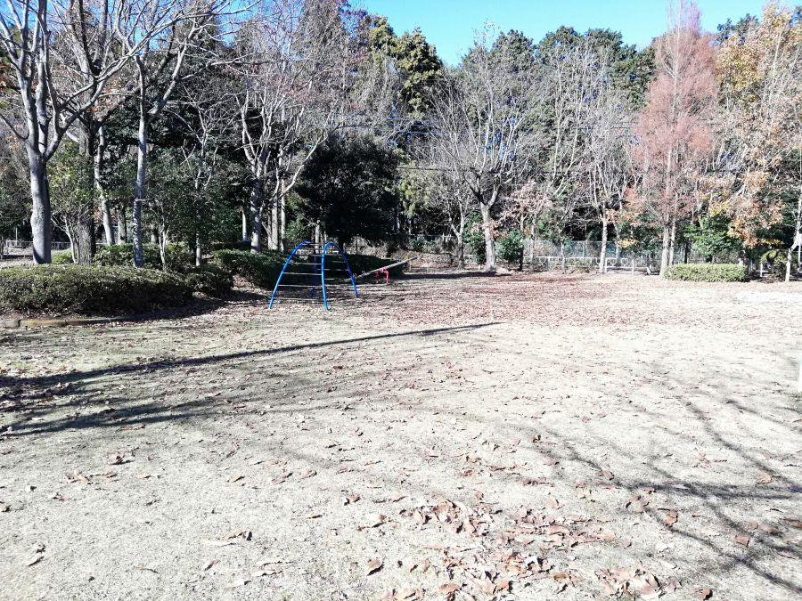 上新堀公園の景色