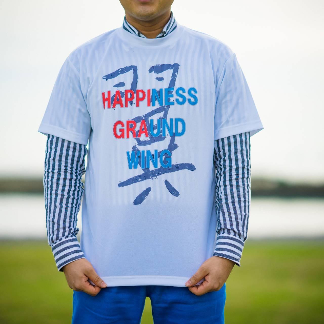 はぴぐら Tシャツ