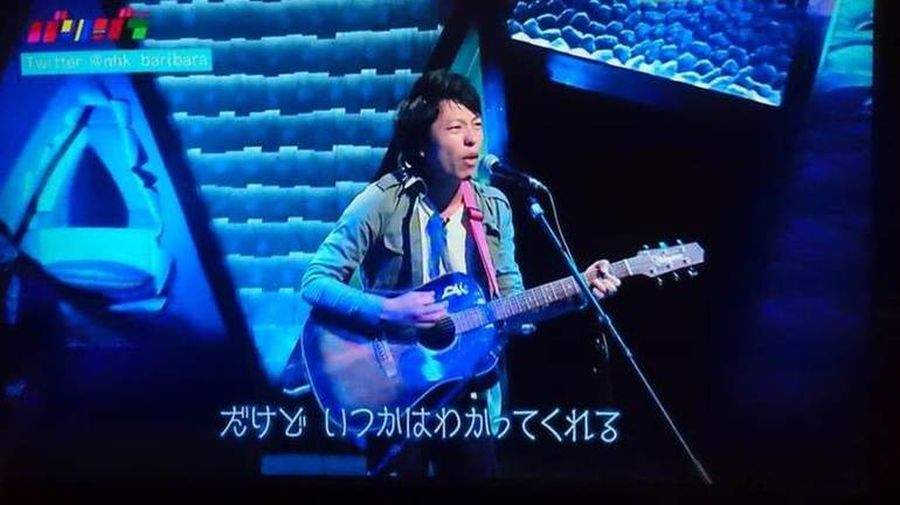 清水裕治 NHK