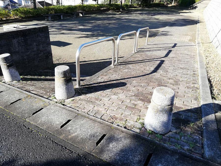 佐倉市 みはらし公園の入口