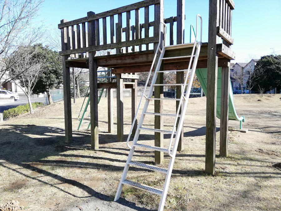 山ノ下公園の遊具