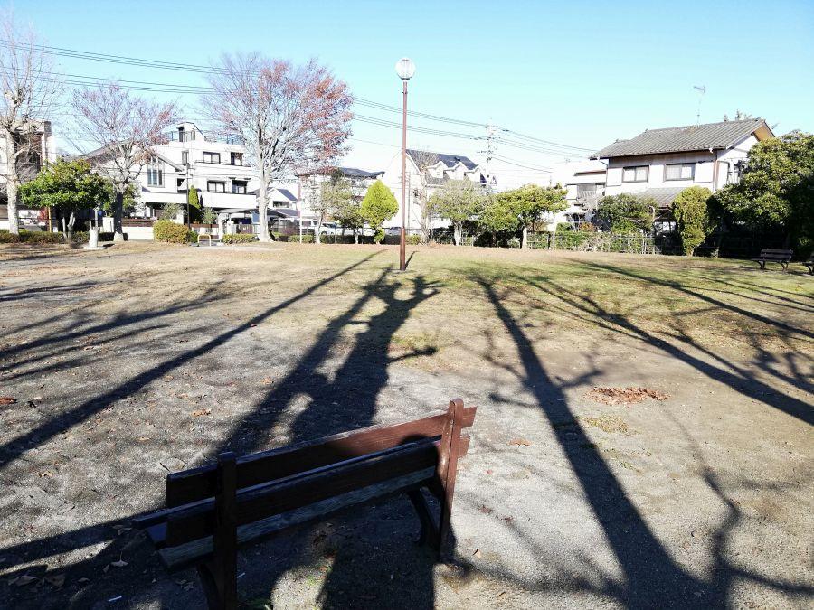 佐倉市 町田児童公園の公園灯