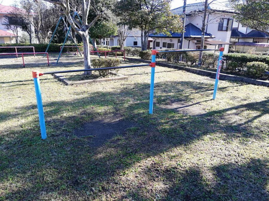 藤治台西公園のてつぼう