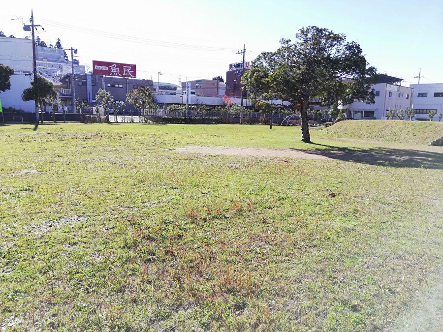 佐倉市 町田南公園の景色