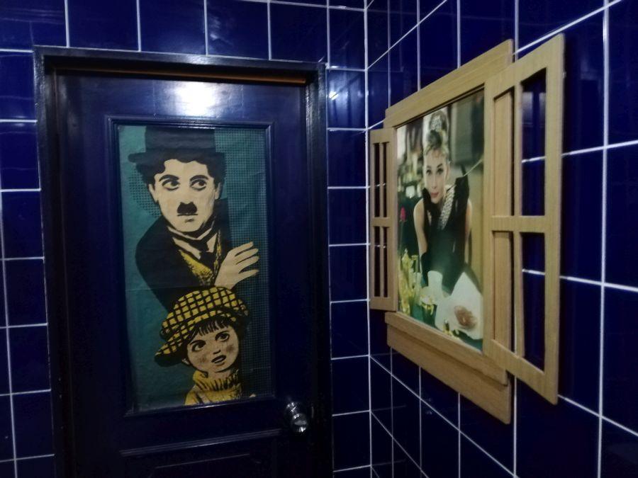 モダンタイムス トイレ