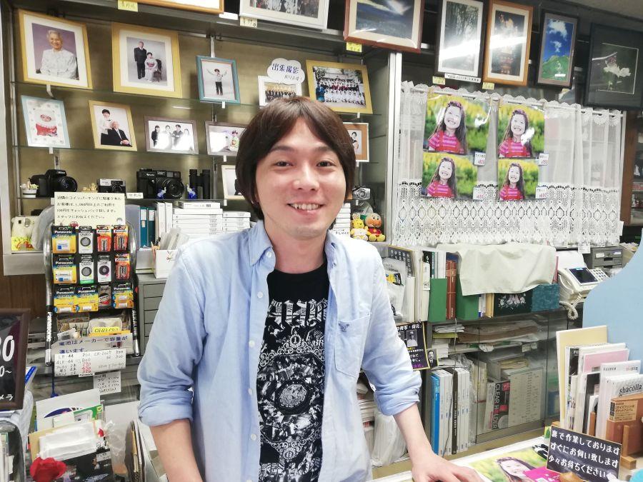 シロタカメラ 中尾さん