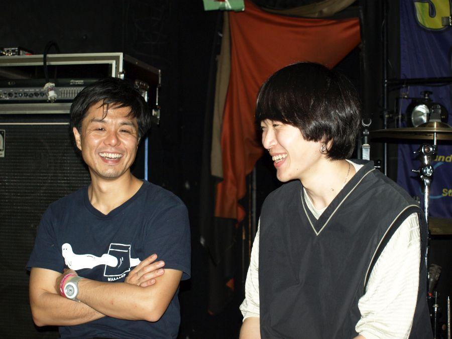 Organic Call 平田真也とSound Stream sakura ノブシラハタ