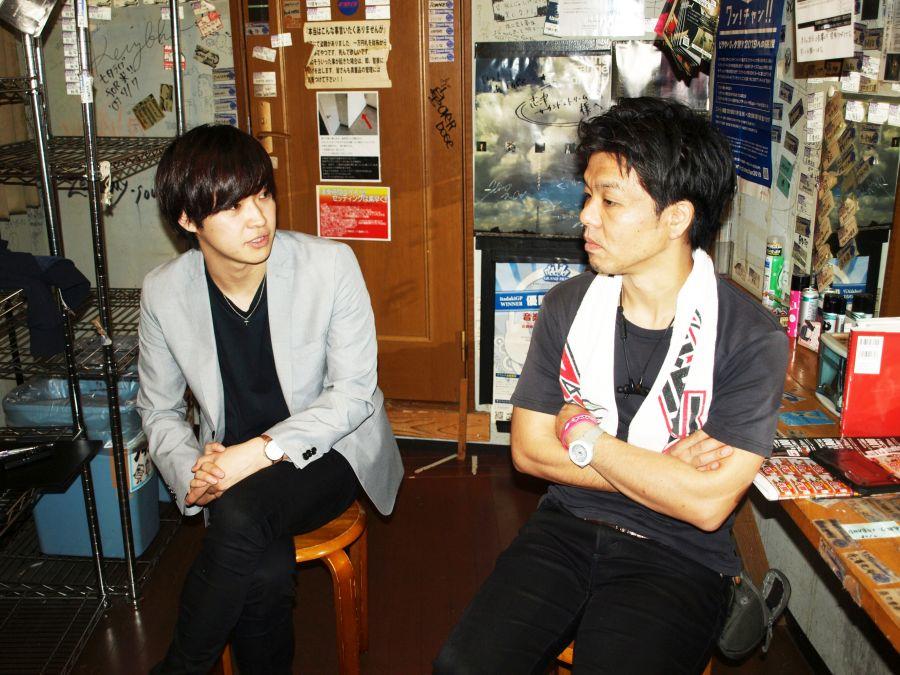 BOYS END SWING GIRL 冨塚大地とSound Stream sakura シラハタノブユキ