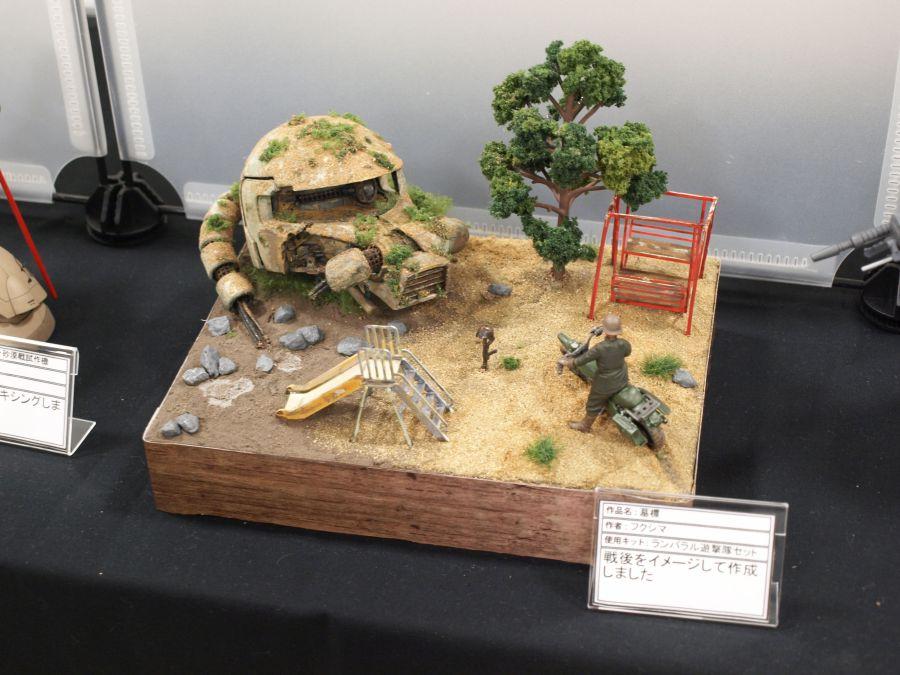 第4回 ユーカリ模型展示会