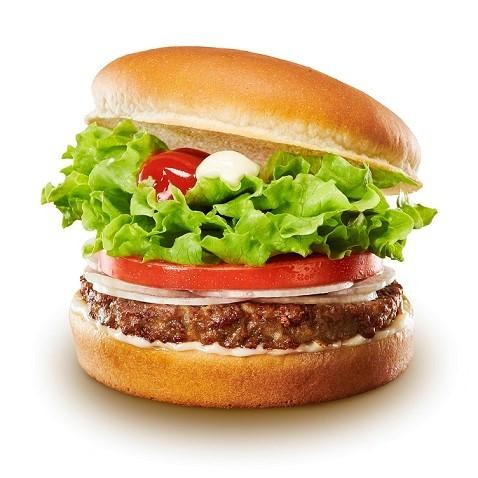 ロッテリア そい野菜ハンバーガー