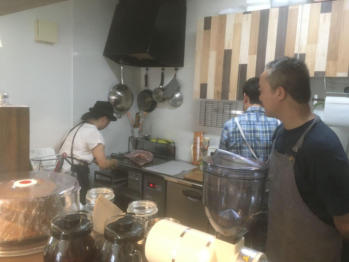 歴博 カフェ