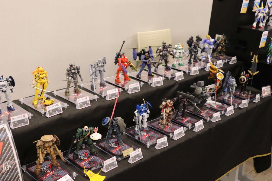 ユーカリ模型展示会2019年11月