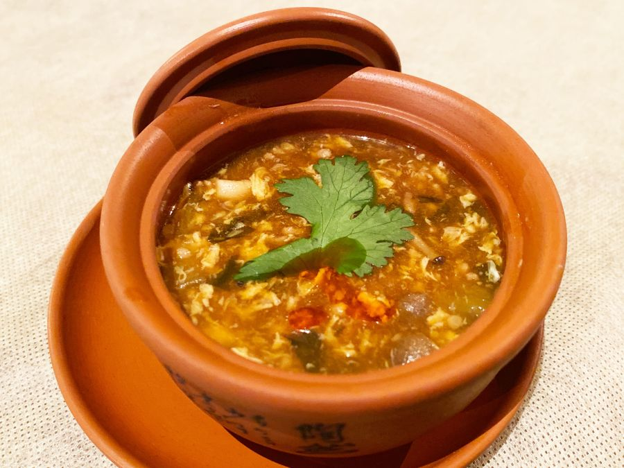佐倉市 Kujikuji(クジクジ)料理 スープ