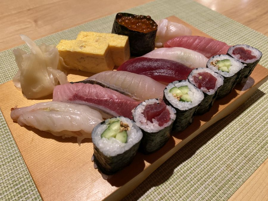 佐倉市 風流 料理 お鮨(寿司)