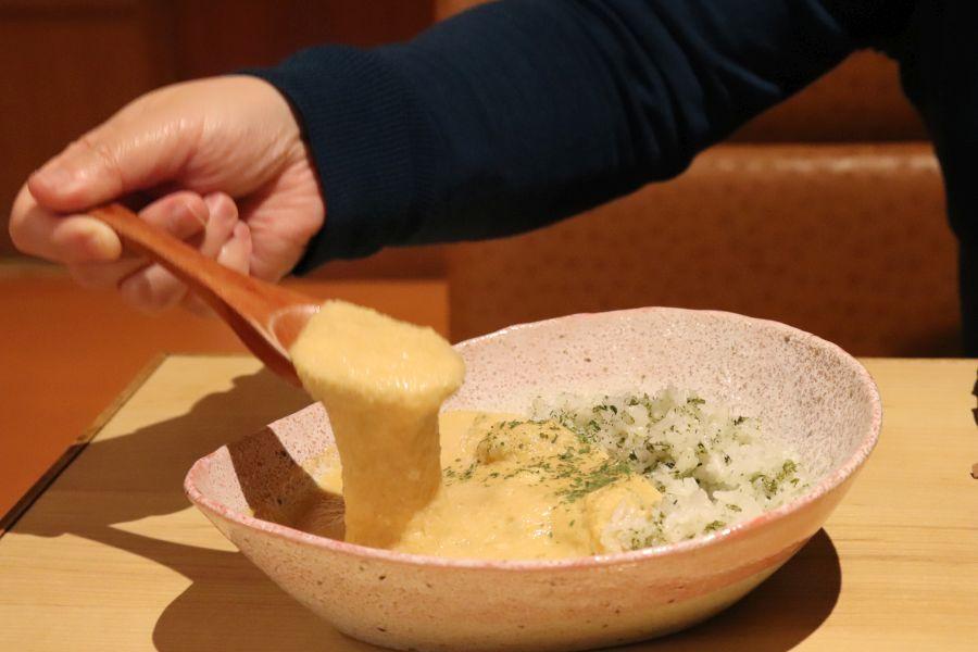 佐倉市 風流 料理 茶めしのとろろ丼