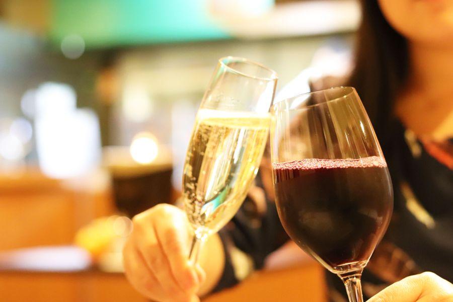 佐倉市 イタリアンZucca(ズッカ) ワイン シャンパン