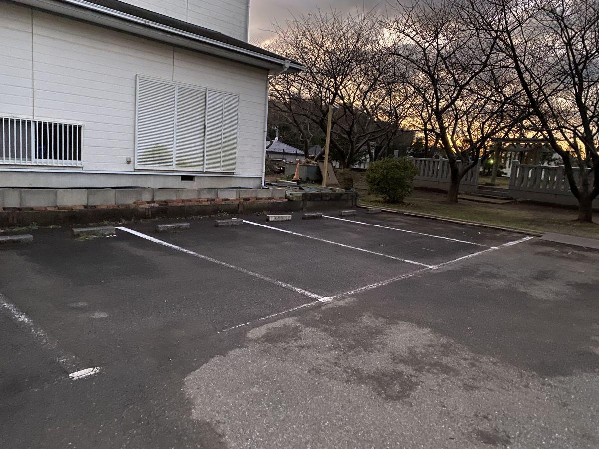 住吉神社 駐車場
