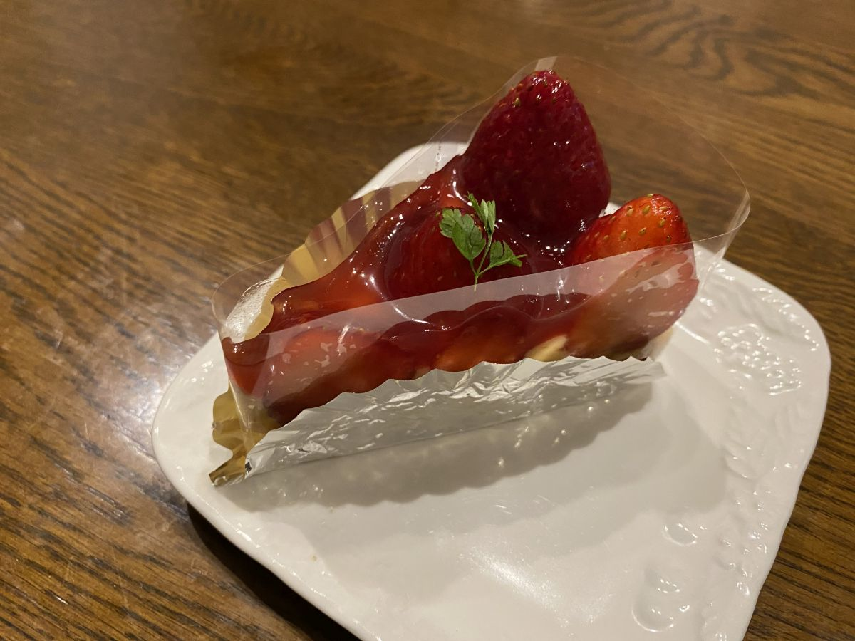 染井野 ケーキ