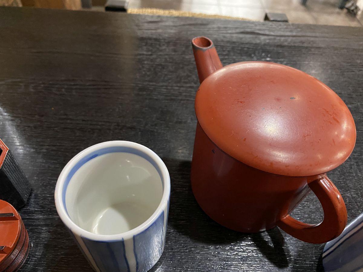 川瀬屋 蕎麦湯