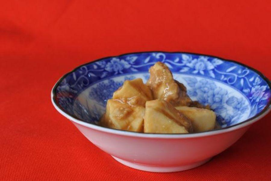 佐倉市 あさのは 大和芋の味噌漬け 佐倉YMOプロジェクト