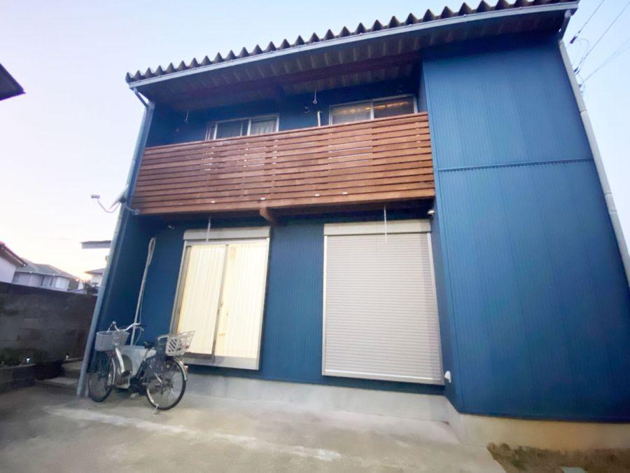 佐倉市 エテルニタ 外観 アロマトリートメント
