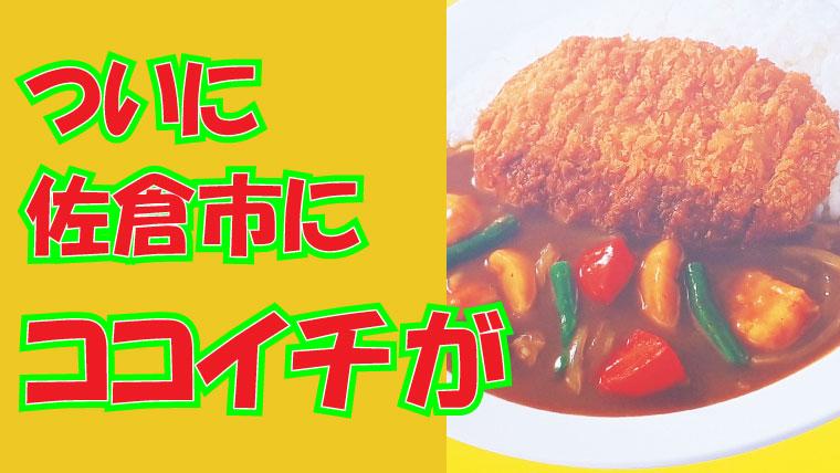 2020年5月2日 佐倉市 ユーカリが丘 ココ壱番屋(ココイチ)オープン