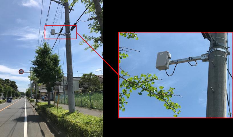 2020年7月6日 佐倉市 水害対策サービス実証実験スタート