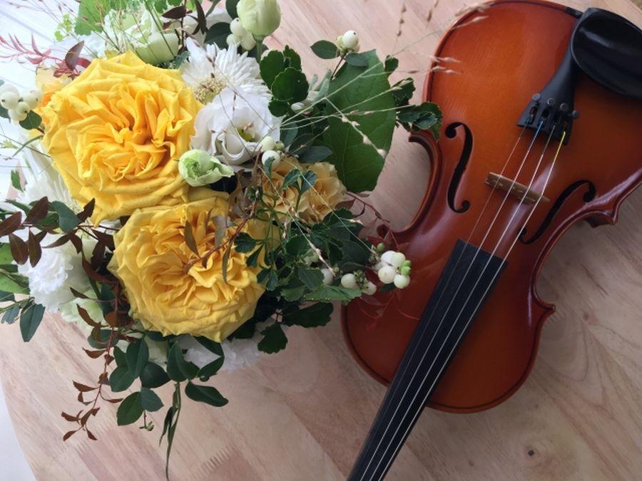 バイオリン 2020年10月18日公演 チケット予約開始