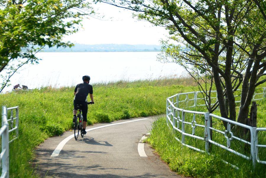2020年10月 サイクリング列車 B.BBASE 佐倉駅 定期運航開始 印旛沼サイクリングロード