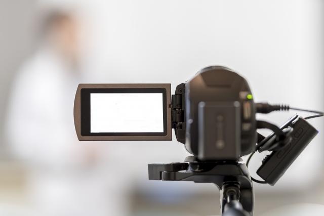 2021年 令和3年 佐倉市成人式 オンライン開催 動画撮影イメージ