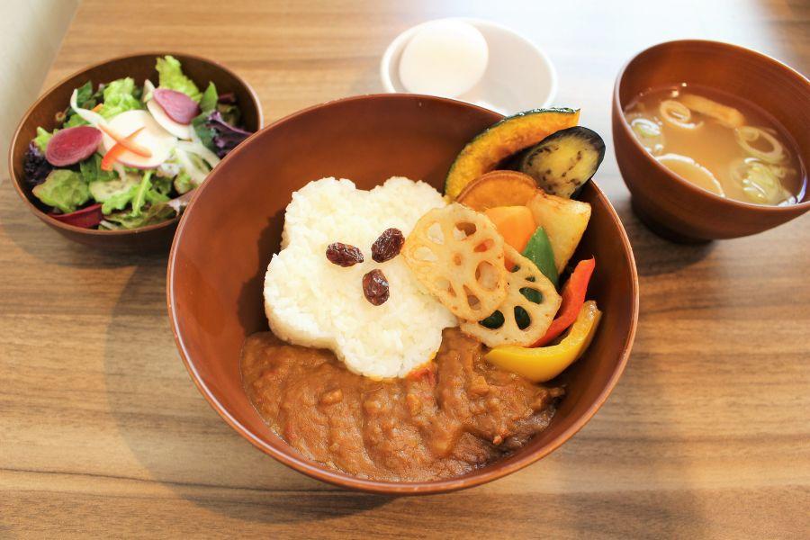 旅する佐倉 1日きっぷ 選べるご飯の例